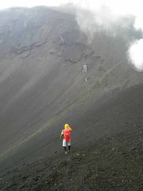 プチトレ登山