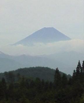 今日は櫛形山。